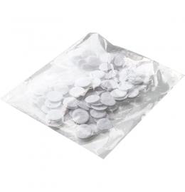 Хлопковые фильтры 10 х 10 мм для аппаратов микродермабразии и вакуумной чистки и массажа 100 шт.  фото 5