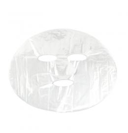 Маски плівкові для обличчя Doily (одноразові) 100 шт. фото 4