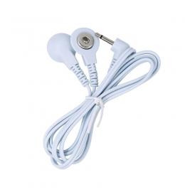 Провод соединительный для аппарата миостимуляции на 2 электрода с кнопочным соединением