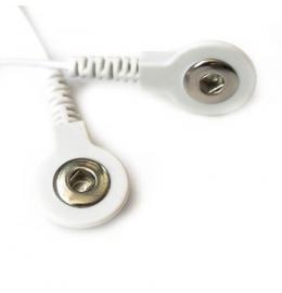 Кнопкове з'єднання для електродів для міостімуляциі фото 4