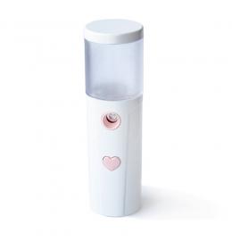 Портативный увлажняющий распылитель для лица  Nano Spray фото 2