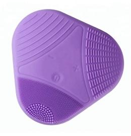 Очищающая электрическая силиконовая щетка для лица  Cleaning Brush 021