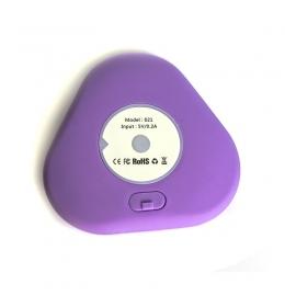 Очищающая электрическая силиконовая щетка для лица  Cleaning Brush 021 фото 4