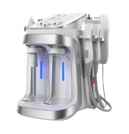 Косметологический комбайн для ухода за кожей кожи Plasma H202 Thermal Bubble Series 6 в 1 ВuyВeauty фото 4