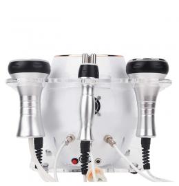 Комбайн для похудения и подтяжки кожи JF-643 (RF, вакуум, кавитация) 3 в 1 фото 4