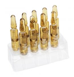 Керамидная восстанавливающая сыворотка в ампулах DSÍUAN Ceramide Hydrating Ampoule Essence (9 шт. по 2 мл.) фото 4
