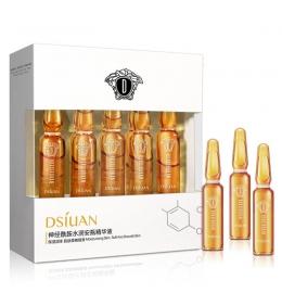 Керамидная восстанавливающая сыворотка в ампулах DSÍUAN Ceramide Hydrating Ampoule Essence (9 шт. по 2 мл.)