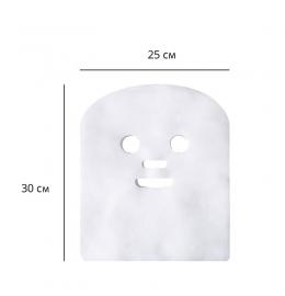 Хлопковая маска для фиксации косметических масок на лице Cangtian фото 4
