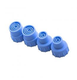 Набір силіконових насадок для гідродермабразії і аквапілінг 15 мм (4 шт.)