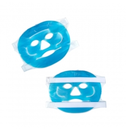 Гелевая (охлаждающая-согревающая) маска для лица HUAMIANLI фото 3
