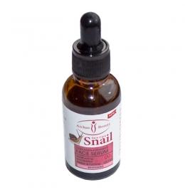 Освітлююча і зволожуюча сироватка Skin Care Snai фото 2