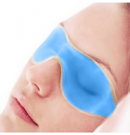 Гелеві охолоджуючі і зігріваючі окуляри-маска для очей HUAMIANLI  фото 6