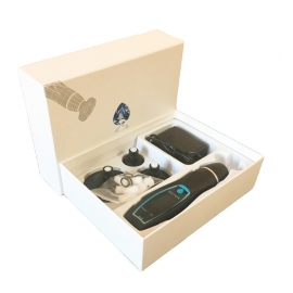 Комплект аппарата - вакуумный массажер + RF, насадки, блок питания, фильтры фото 4