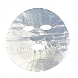 Маски плівкові для обличчя Doily (одноразові) 100 шт.
