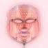 LED Маска для фотодинамической терапии (7 цветов) фото 7