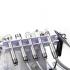 Косметологічний комбайн гідродермабразії і ліфтингу HW beauty equipment SPA8.0 7 в 1 фото 10