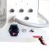 Косметологічний комбайн гідродермабразії і ліфтингу HW beauty equipment SPA8.0 7 в 1 фото 8