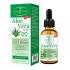 Увлажняющая сыворотка  Aloe Vera с коллагеном и витамином Е